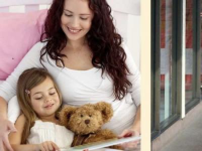 母婴护理投票主题模版